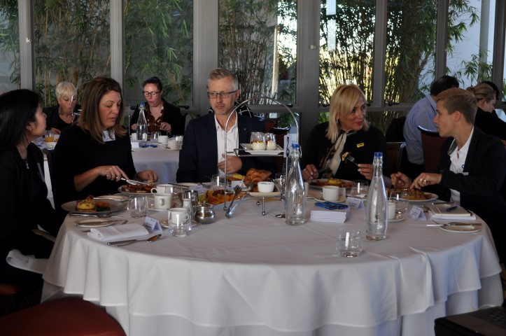 Business Breakfast 4 Sept 2019 with Phil Preston